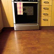 Cork Floor Tout