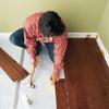 Installing planks
