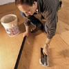 Preparing the subfloor when laying engineered wood floors