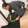 Laying the felt when laying engineered wood floors