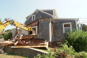 an introduction to the Barrington House project on this old house television