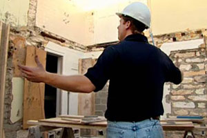interior of the 2004 Bermuda house project