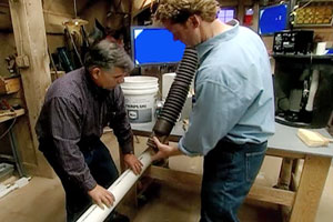 waterproofing a basement with Tom Silva and Kevin O'Connor