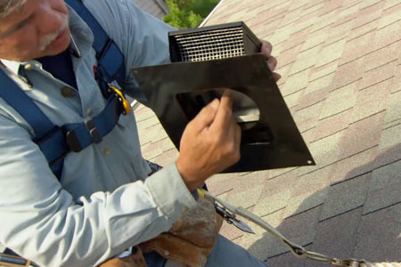 Flat Roof Flat Roof Vent For Bathroom Fan