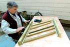 building a simple deck tout