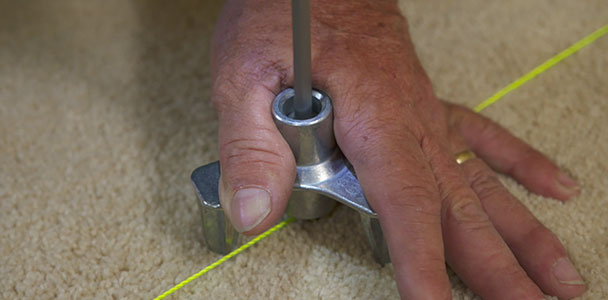 Tom Silva shows how you can silence those squeaks by using specials screws