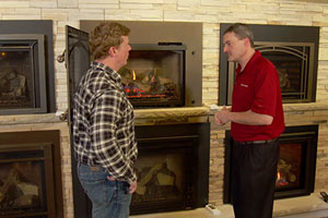 Kevin O'Connor walks through the best options for home fireplaces