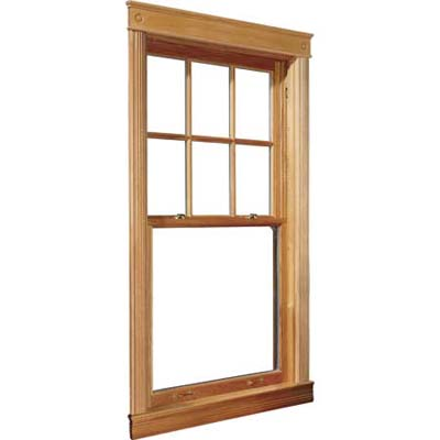 Kolbe and Kolbe double-hung windows
