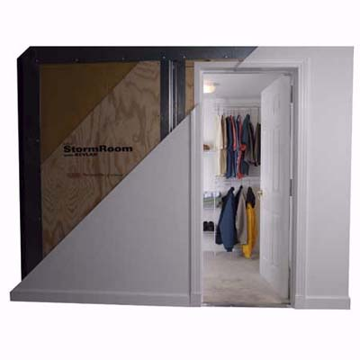 in-home storm shelter