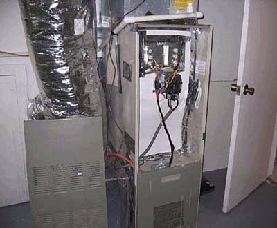 an unexpected new heat pump system