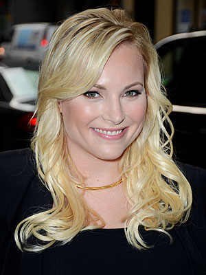 Meghan McCain Wants to Legalize Marijuana, Says She Doesn't Use It 'Frequently'